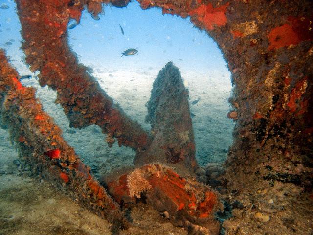 ναυάγιο Κασσάνδρα -Kassandra wreck