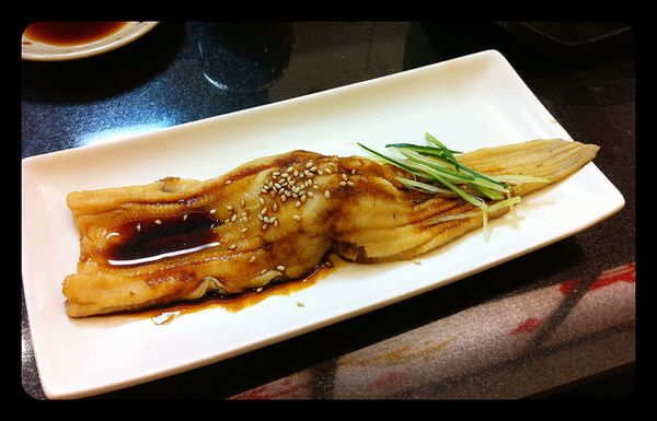 101 เมนูซูชิ ซูชิหน้าปลาไหล, อานาโกะ (Anago)