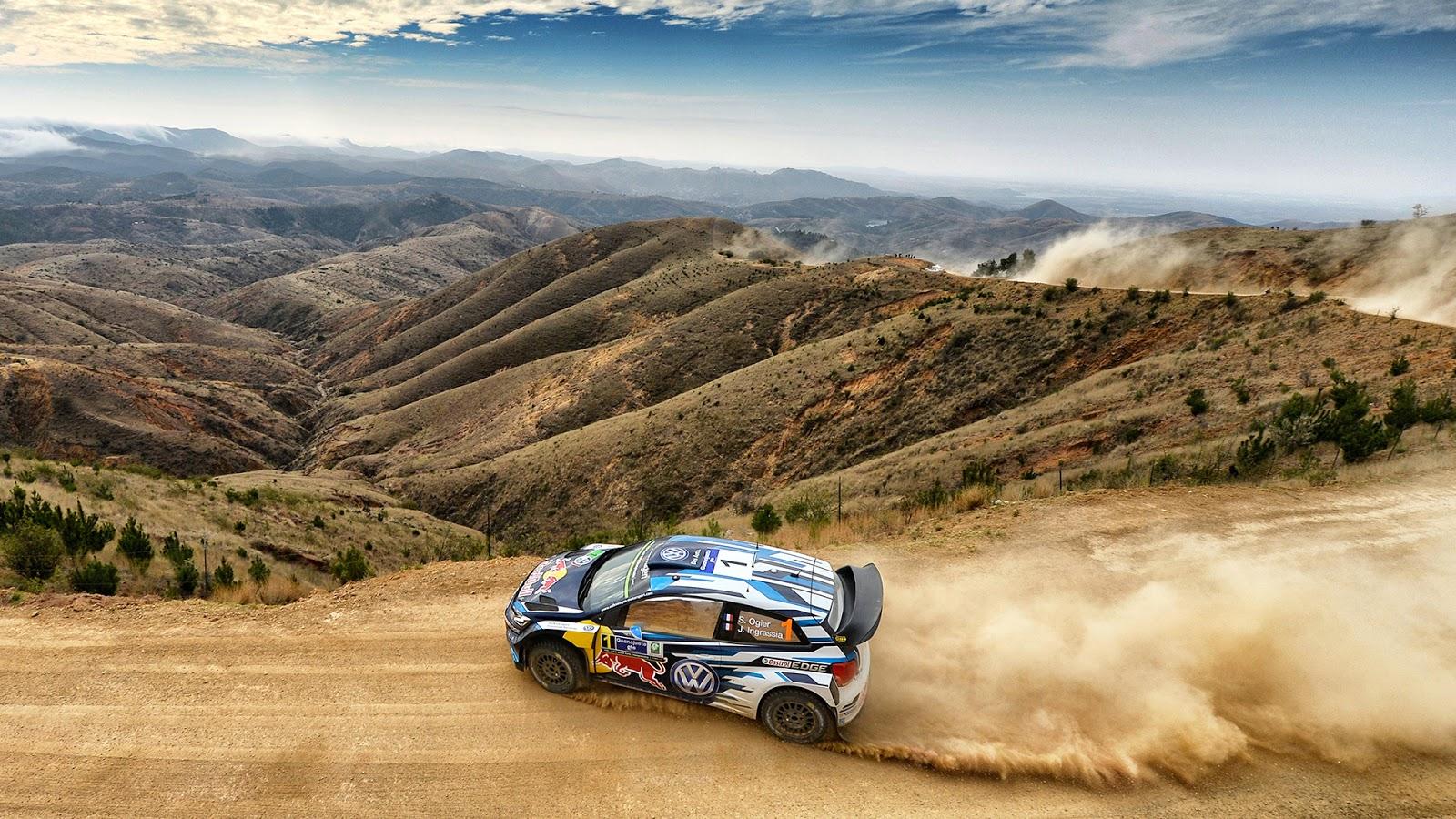 Ράλλυ Ακρόπολις: Με το βλέμμα στο WRC