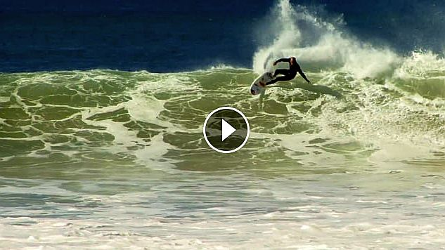 KELLY SLATER JBAY BARREL