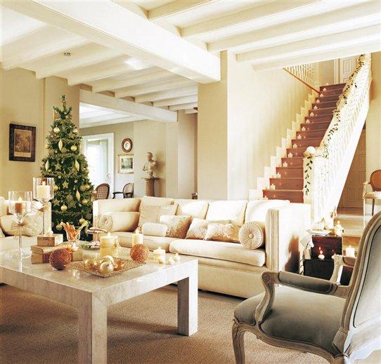 Idehadas interior design la navidad en el mueble - El mueble salones pequenos ...
