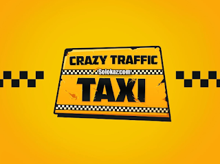 crazy traffic taxi mod apk