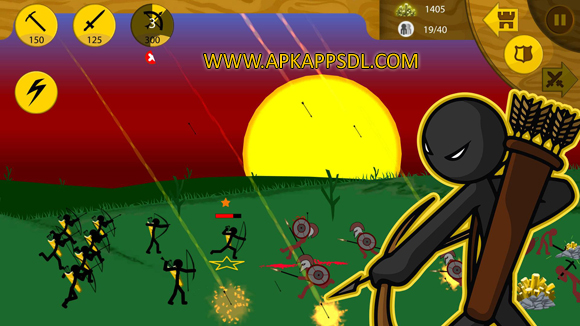 Download Stick War Legacy Apk Mod v1.3.54 Full Version 2016