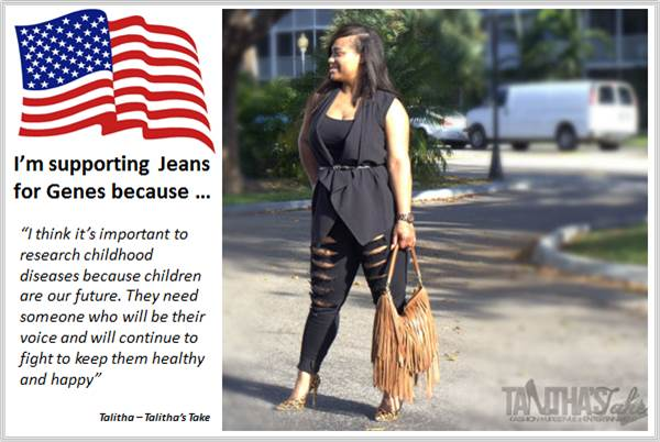 Sydney Fashion Hunter - Fashion Bloggers For Jeans For Genes - Talitha's Take - USA