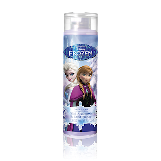 2-σε-1 Σαμπουάν & Conditioner Disney Frozen Oriflame 200ml