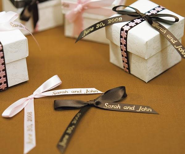 Unique and Unusual Wedding Favors