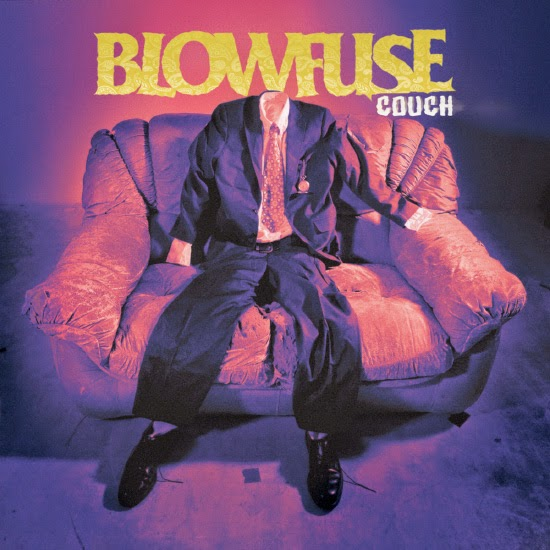 <center>Blowfuse stream new EP 'Couch'</center>