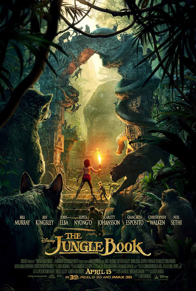 ตัวอย่างหนังใหม่ : The Jungle Book (เมาคลีลูกหมาป่า) ซับไทย poster6
