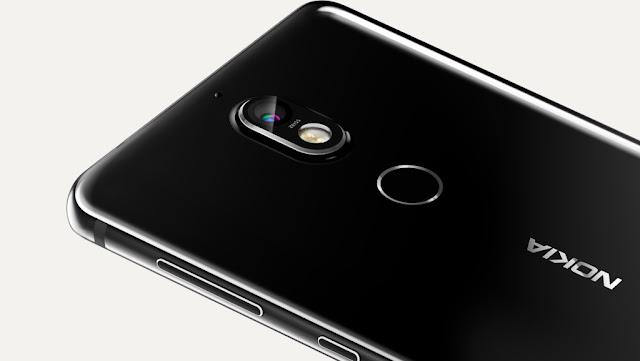 Nokia 7 Black