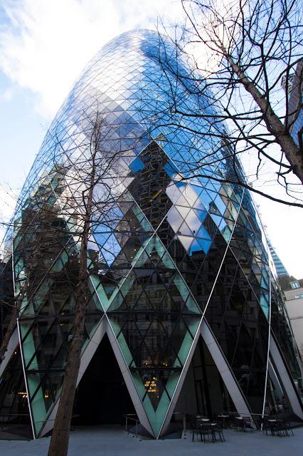 Grattacielo Gherkin-Londra