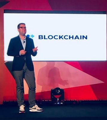 Nicholas Cary, Co-Founder and President, Blockchain