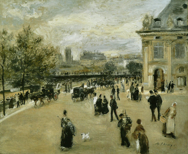 Art et glam for Auguste renoir paris