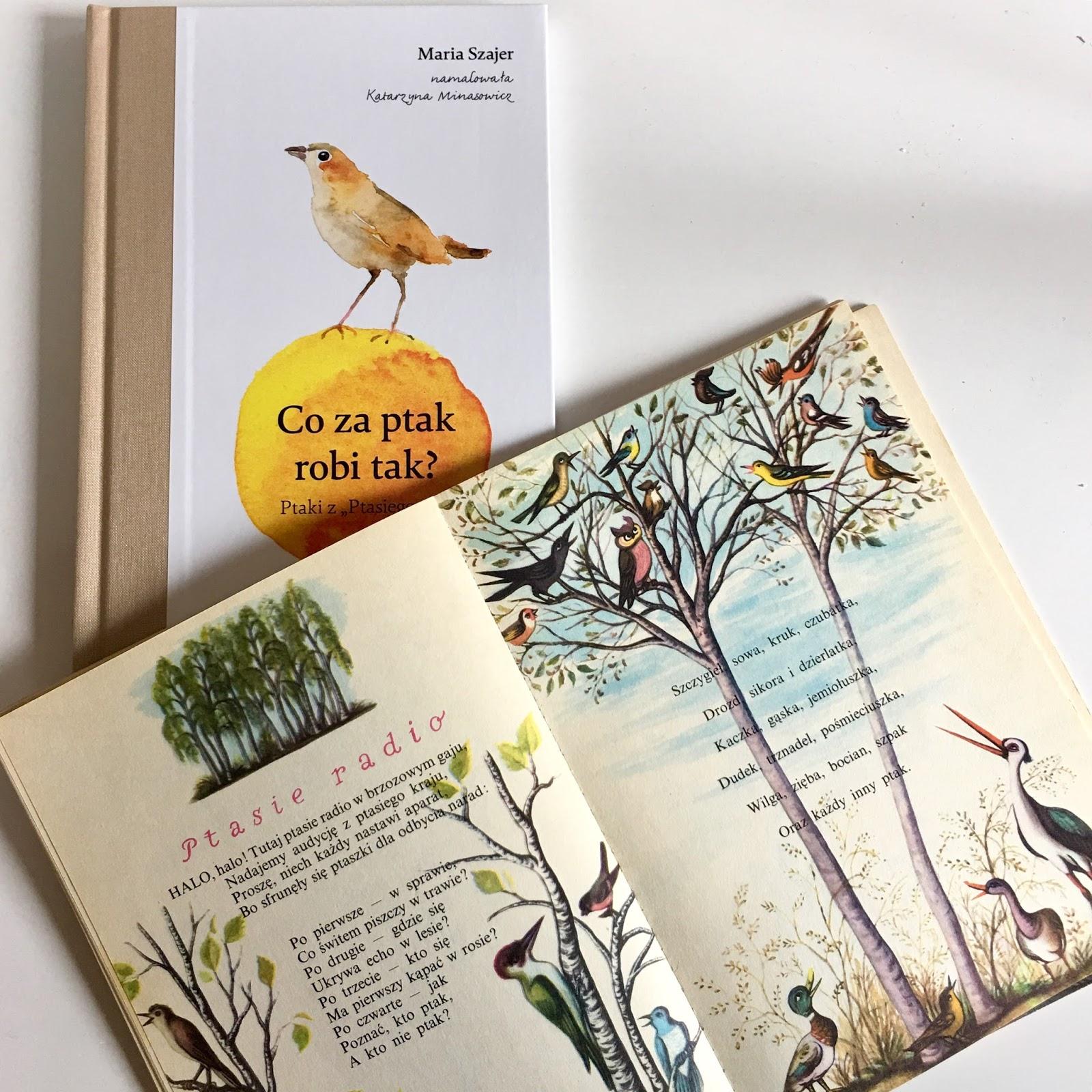 Poczytaj Dziecku Co Za Ptak Robi Tak