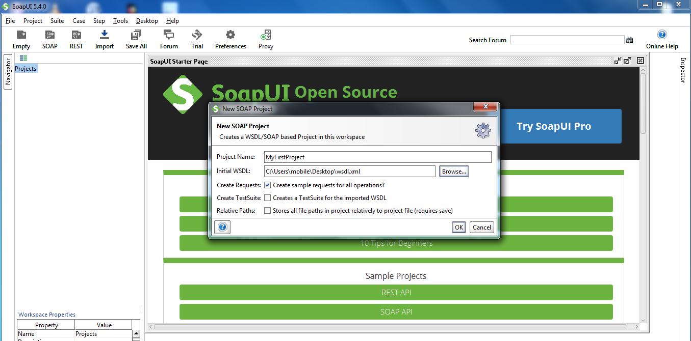 Amit Salesforce   Salesforce Tutorial: Setup SoapUI to Test