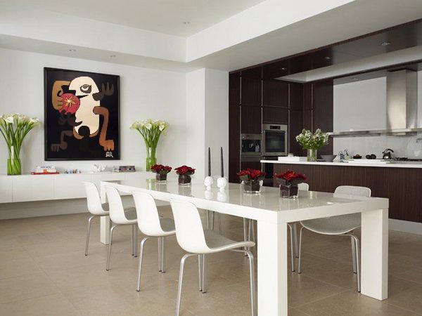 Gaudifond Arte: diseño de interiores con obra de arte de Antonio Patiño