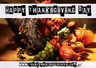 100 Thanksgiving Images with Quotes Wishes Messages Status Cards