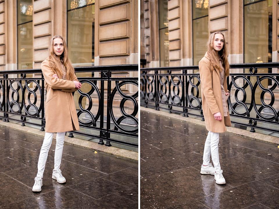 Tips for female entrepreneurs + outfit in white and beige tones - Parhaat vinkit naisyrittäjille + valko-beige asu
