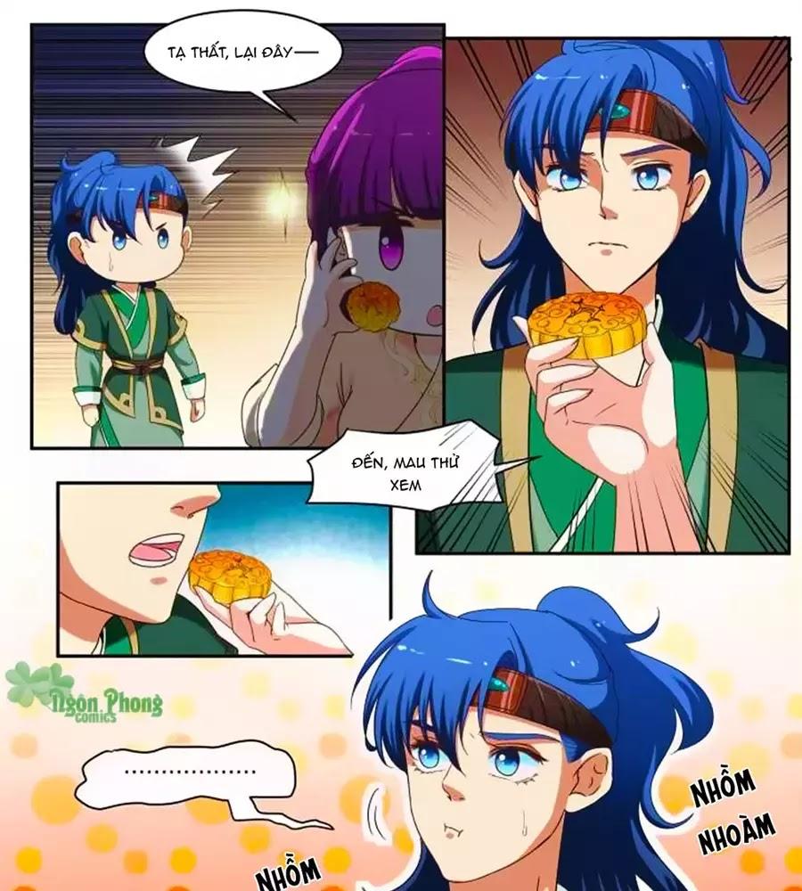 Nữ Đế Học Dốt Chapter 62 - Trang 9