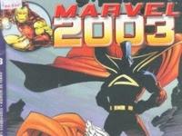 Resenha Marvel 2003 - nº3