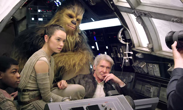 Star Wars 7 Passes Avatar at U.S. Box Office