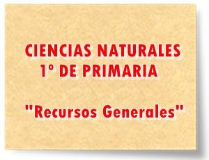Juegos, actividades interactivas y materiales didácticos de Ciencias Naturales de 1º de Primaria