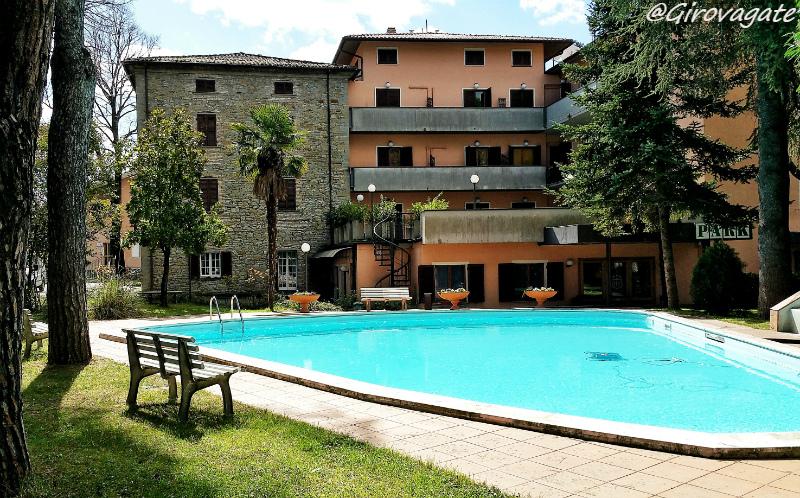 hotel park geal città castello