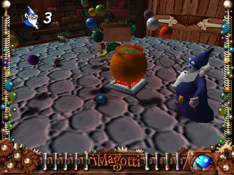 il videogioco dei magotti