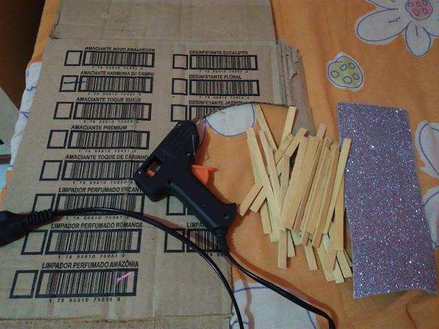 DIY: Organizador para batons