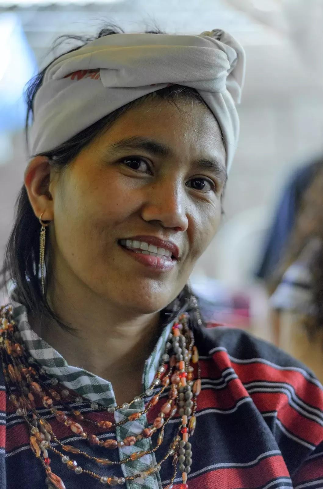 Benguet Cordillera Administrative Region Philippines Ethno-Indigenous Woman