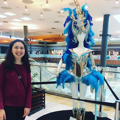 Centro Comercial, Thader, Murcia, Carnaval,