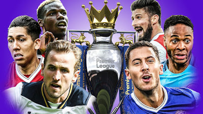 English Premier League 2017/2018 title favourites
