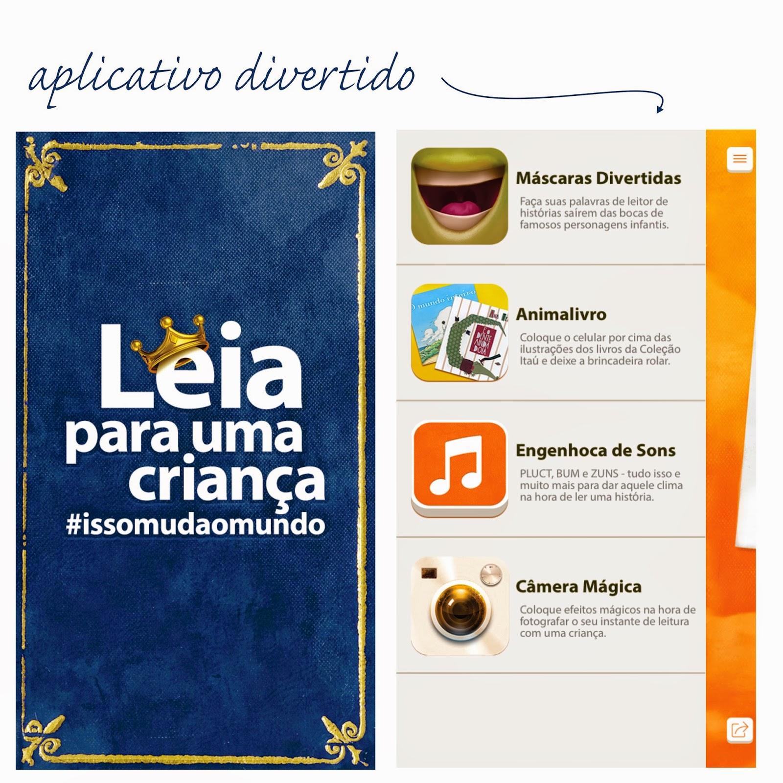 Coleção Itaú de Livros Infantis