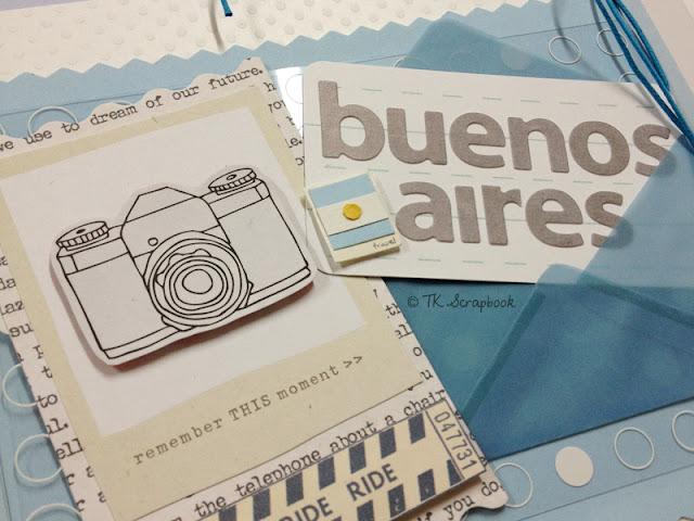 album de fotos scrapbook buenos aires