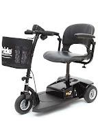 Go Go ES2 Pride Mobility Scooter