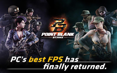 Point Blank: Strike v1.0.4 Apk Android