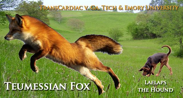 Teumessian fox greek mythology - photo#45