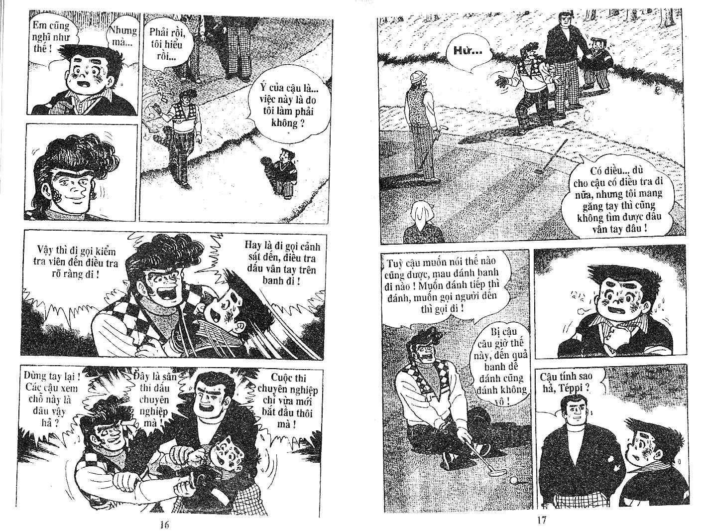 Ashita Tenki ni Naare chapter 24 trang 6