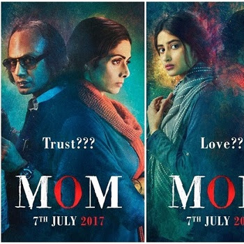 REVIEW; FILM INDIA MOM
