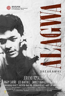 Alagwa is a 2012 Filipino drama horror film written and directed by Ian Loreños.