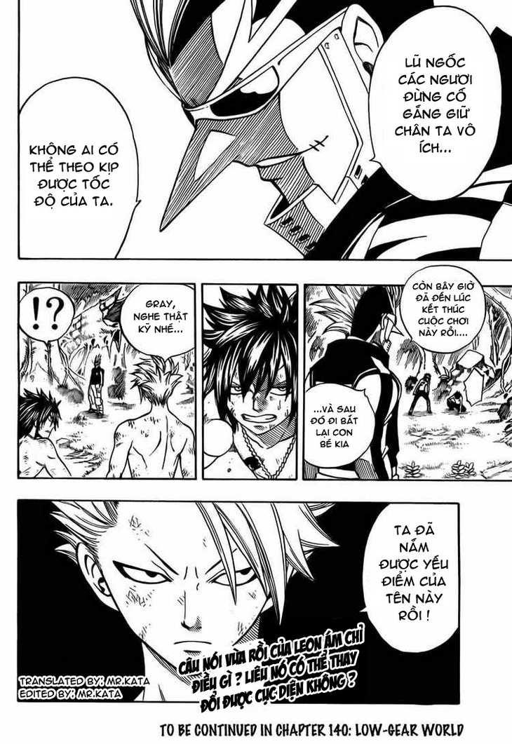 Fairy Tail chap 139 trang 20