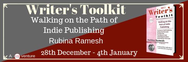 Blog Tour: Walking on the Path of Indie Publishing by Rubina Ramesh