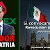 """'Proponen que el """"EL PARO NACIONAL"""" y la """"DESOBEDIENCIA CIVIL"""" no acabe hasta que Peña renuncie"""