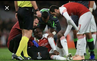 Dany Welbeck to miss remainder of the season