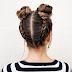 Penteados para o verão: cabelo preso com estilo!