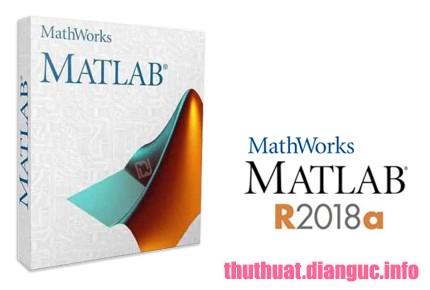 Download MATLAB R2018a v9.4 Full KEY – Phần mềm toán học ma trận