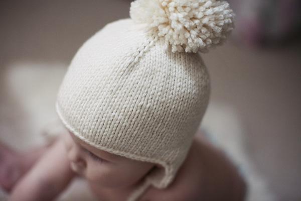 Jane Richmond Blog Petite Purls Earflap Hat