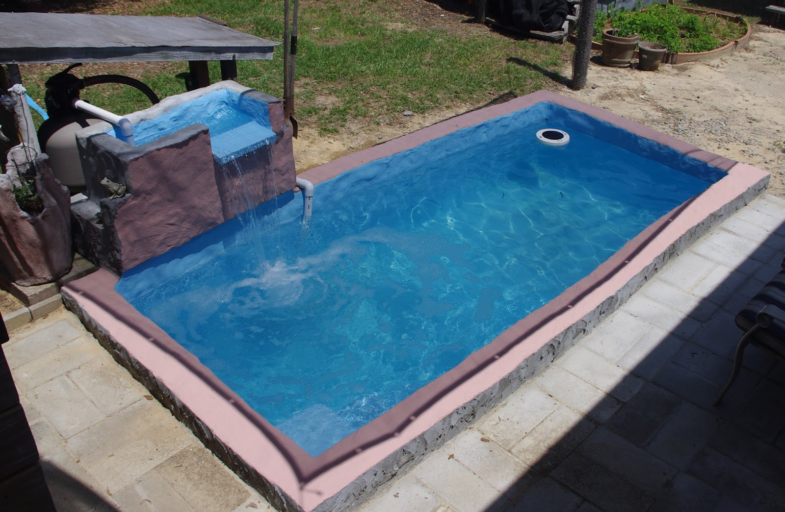 Low rent renaissance - Swimming pool ionizer ...