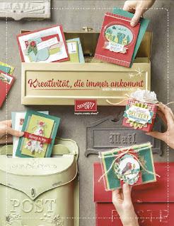 Stampin# Up! Winterkatalog Bestellformular