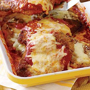 Chicken Cutlet Parmesan Recipe Cooking Italian Recipes