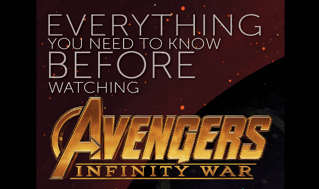 Everything You Need To Know Before Seeing Avengers: Infinity War